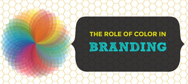 The Role of Color and its impact on branding and marketing