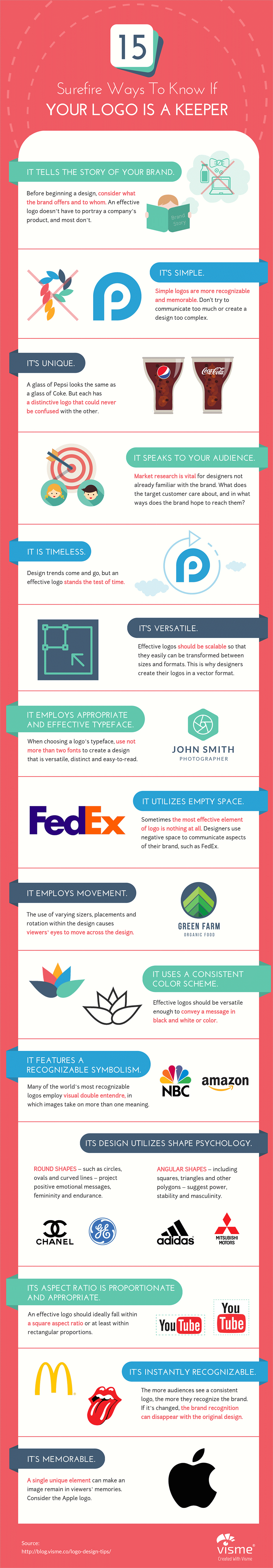 15 Logo Design Tips To Help Your Brand Identity