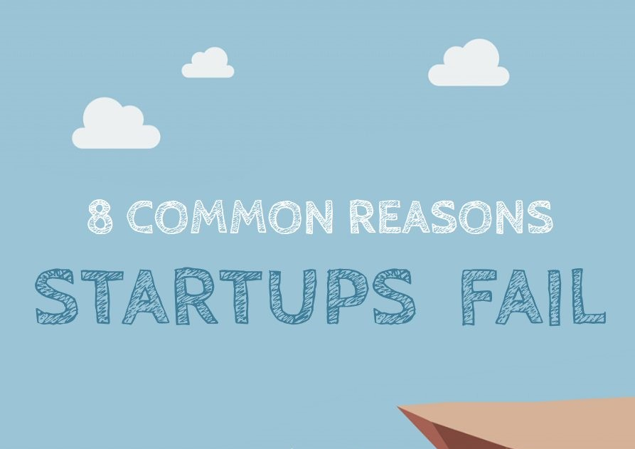 8 Common Reasons Why Startups Fail And How To Avoid Them