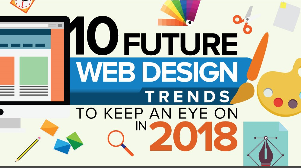 10 Web Design Trends To Follow In 2018