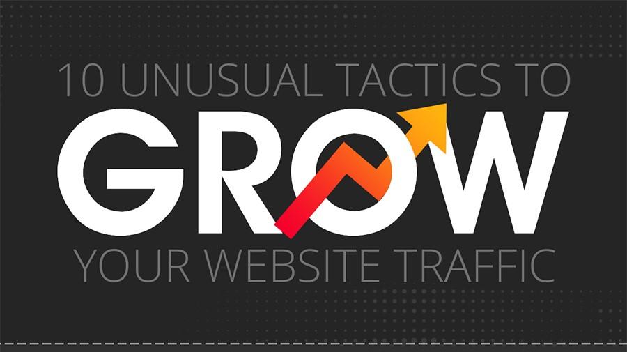 10 Unusual Tactics For More Website Visitors Traffic