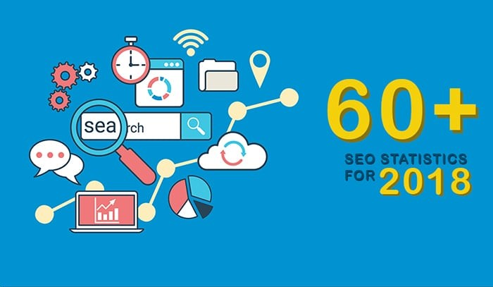Key 60+ SEO Stats For Your 2018 Digital Marketing