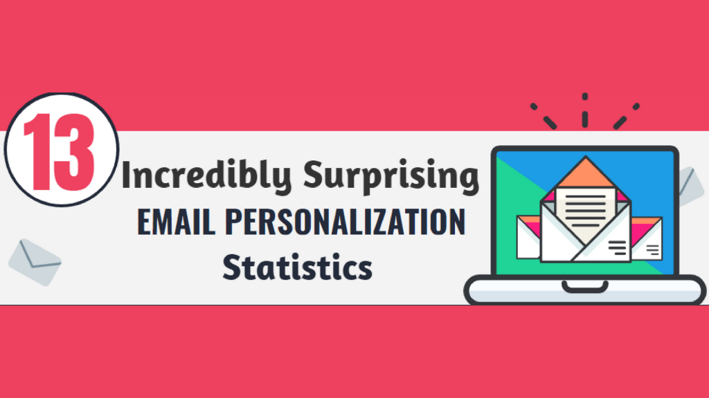 13 Awesome Statistics For Your Email Personalization Success
