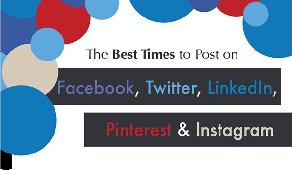 The Best Times to Post on Social Media Platform