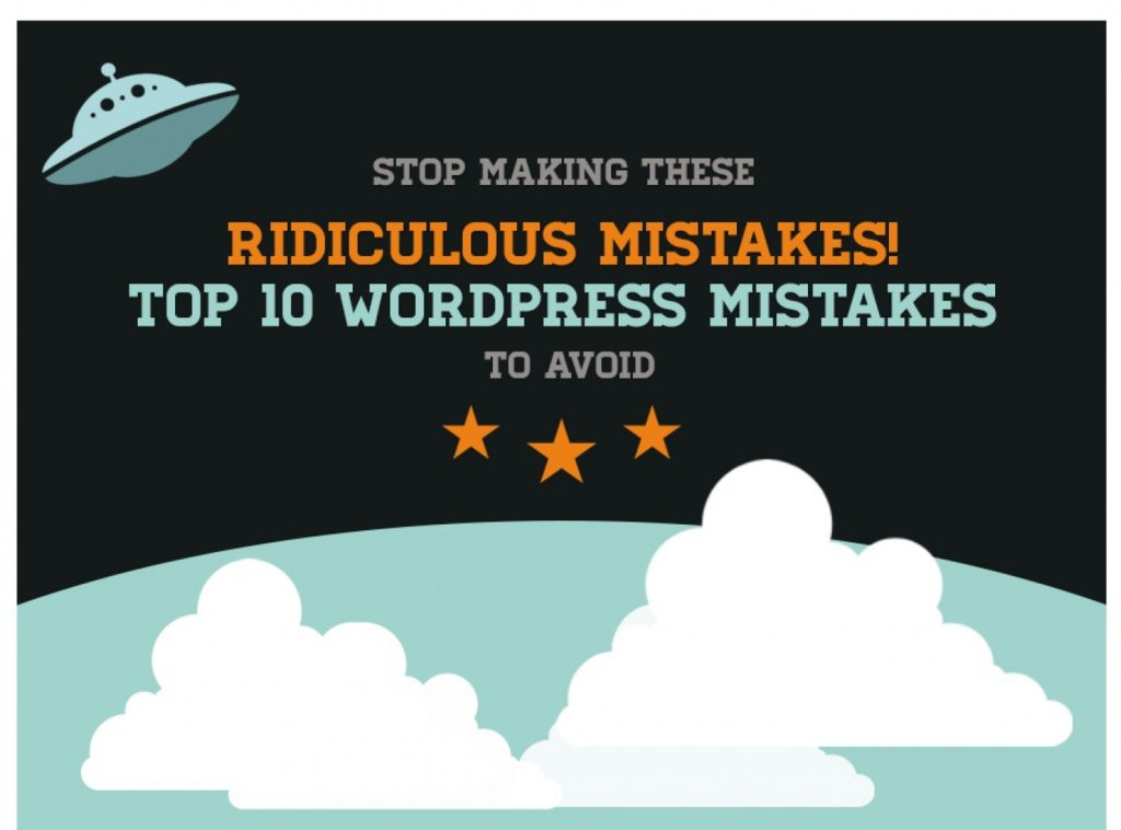 10 WordPress Website Mistakes That Hackers Look Out For