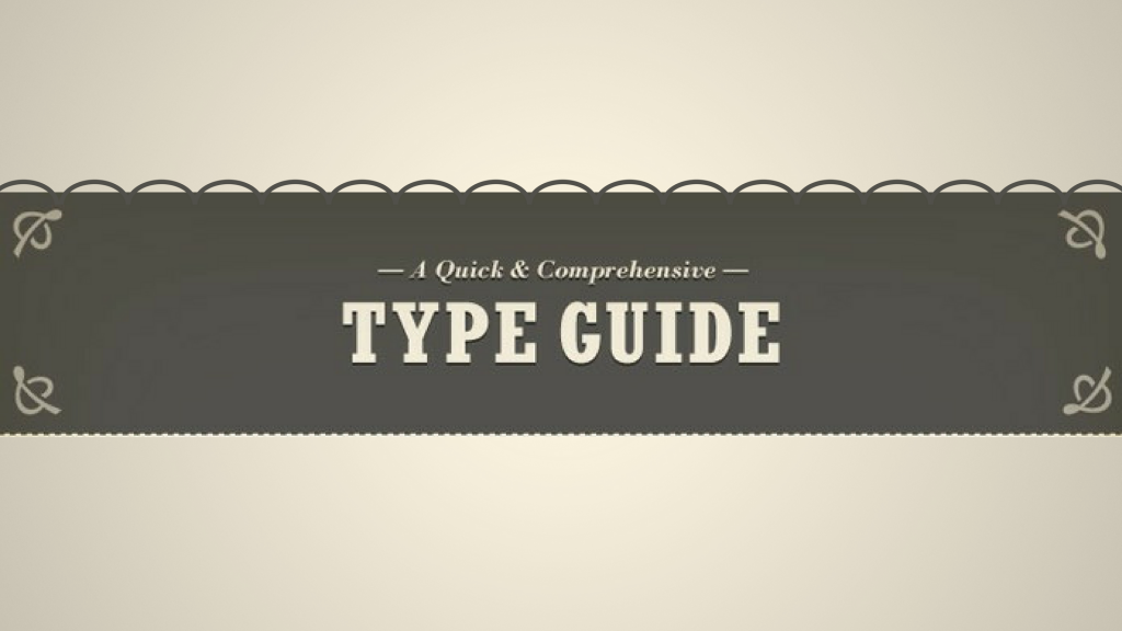 A Designer's Comprehensive Guide To Typography