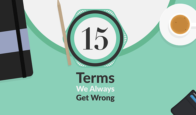Guide: 15 Common Design Terms You Need To Know