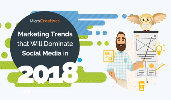 Top Social Media Trends To Dominate 2018