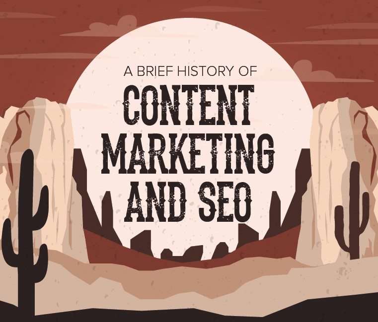 A History of Content And SEO Marketing