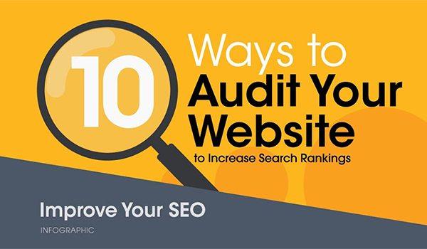 10 Step Website SEO Audit Checklist