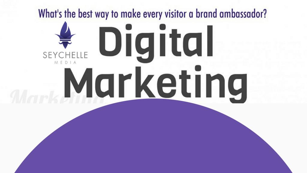 Visitors Digital Marketing Campaign Success