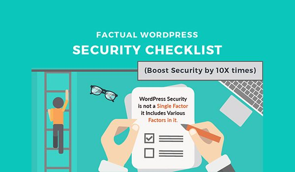 20 WordPress Website Security Checklist