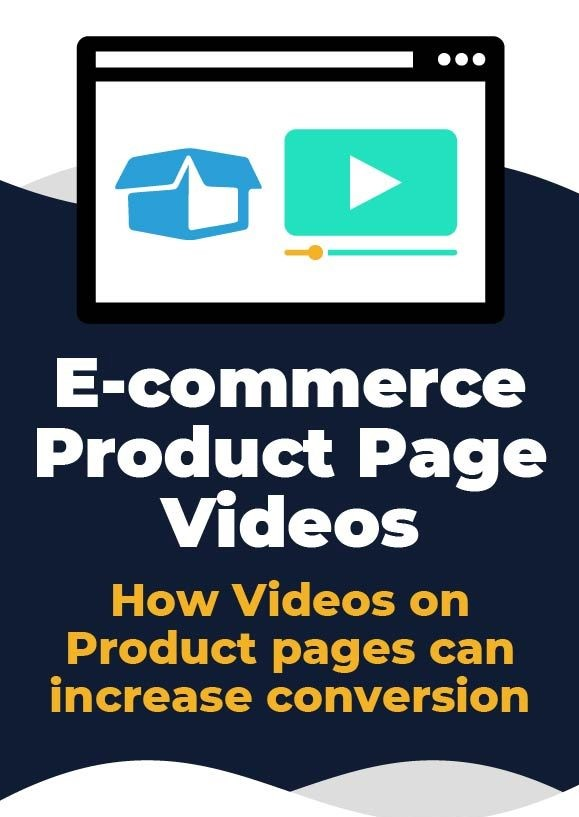How Product Page Videos Can Help Sales On Your Ecommerce Website