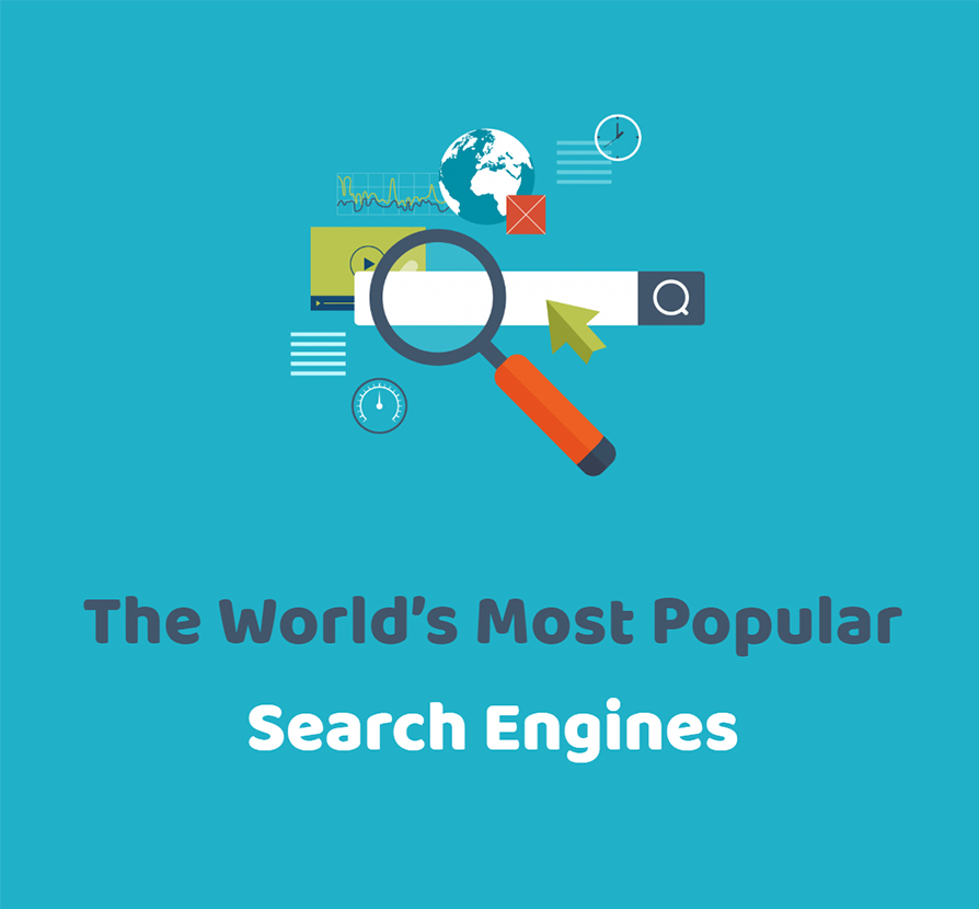 7 Of The World's Top Search Engines To Include In Optimization