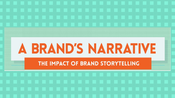 reasons to tell your brand's story