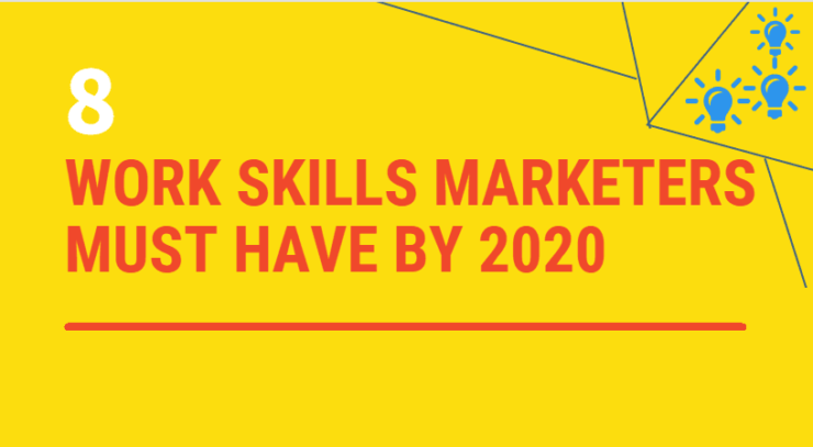 top 8 marketing skills for success in 2020