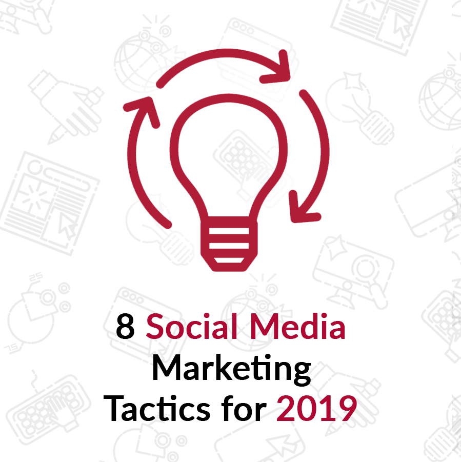 Social Media Plan Of Action For 2019
