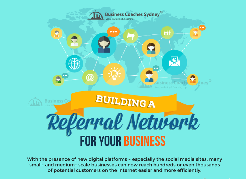 Tips, Tricks And Strategy To A Successful Referral Network