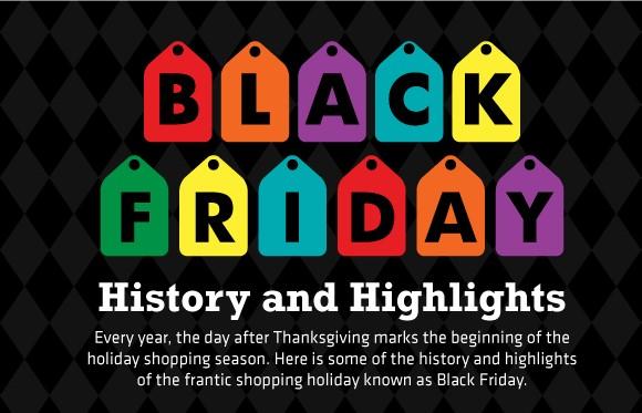 Black Friday stats and history