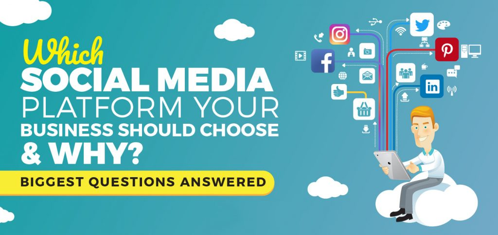 Stats And Reasons To Consider When Choosing A Social Media Platform