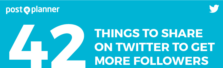 Twitter Content: 42 Things to do to Keep Followers