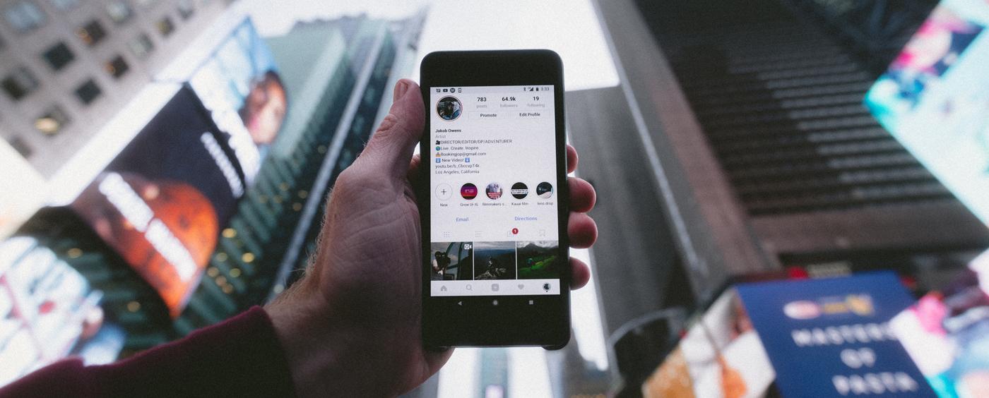 instagram for e-commerce site