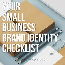 Corporate Brand Identity Checklist For Business Brand