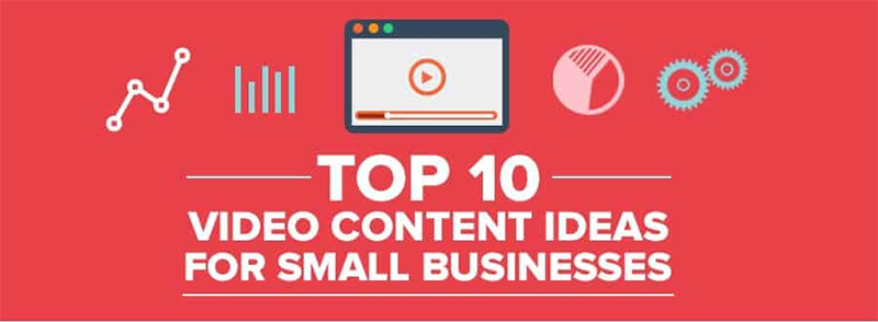 10 Video Content Ideas to Kick-Start Your Video Marketing Strategy