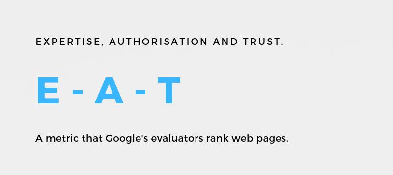 Google E-A-T: How Google Decides Your Site Quality