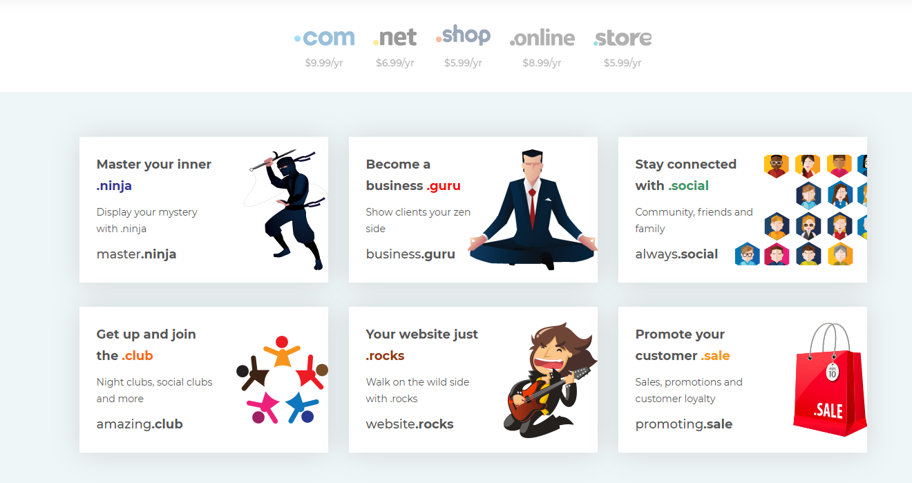 Buy Domain Names Domain Registration Da-Manager