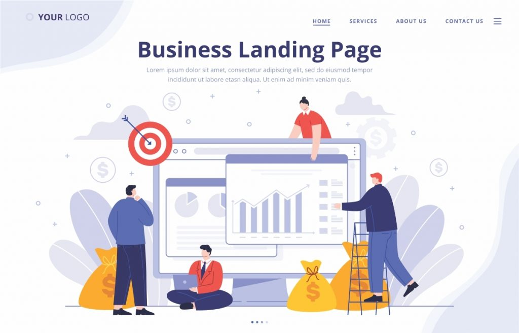 Successful Landing pages