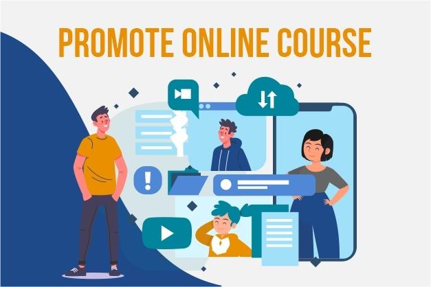 promote online course