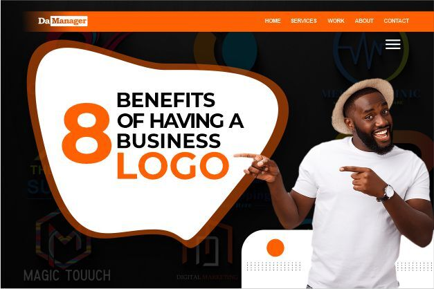 blog post benefit of a logo in a business