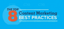 Content Marketing for Beginners: 8 Best Practices for Success [Infographic]
