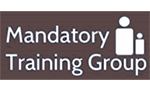 mandatory training group website design