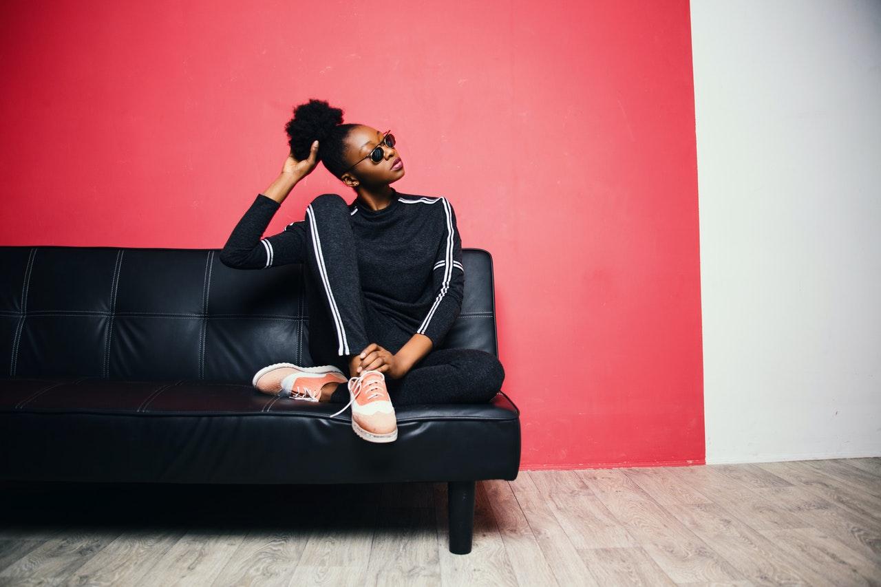 Ecommerce Fashion Clothing Brand website design - Zitu Clothing
