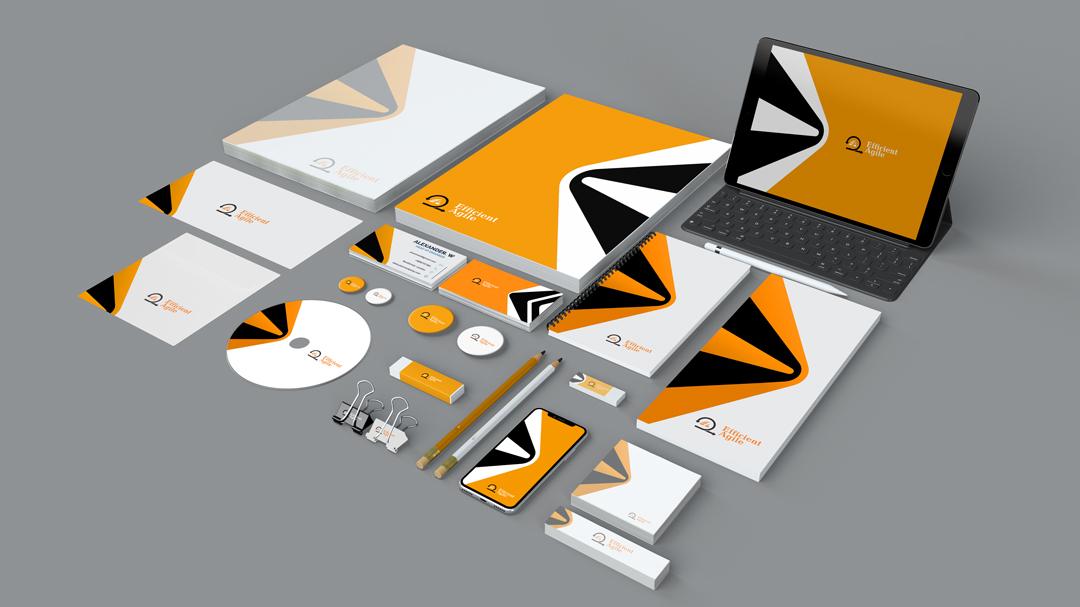 Branding Company Process – Collateral Design